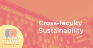 Cross-faculty Sustainability @ Concordia Art Hives, EV 5.777