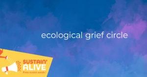 Ecological Grief Circle @ Meditation room, Concordia Multi-faith & Spirituality Centre